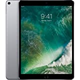 Apple iPad Pro 10.5in with ( Wi-Fi + Cellular ) - 2017 Model - 64GB, SPACE GRAY (Renewed)