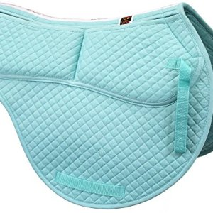 ECP Correction All Purpose Contoured Saddle Pad with Memory Foam Pockets