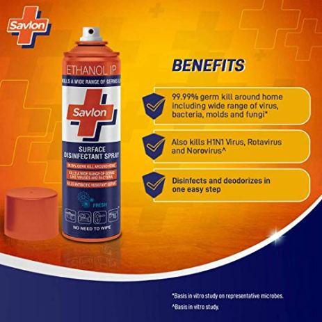 Savlon-Surface-Disinfectant-Spray-Sanitizer-Germ-Protection-on-Hard-Soft-Surfaces-170g-230ml