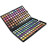 Inviktus 168 Full Color Makeup Eyeshadow Palette Eye Shadow Makeup Kit Set Make up Professional Box