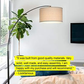 Brightech-Logan-Contemporary-Arc-Floor-Lamp-w-Marble-Base-Over-the-Couch-Hanging-Light-On-Arching-Pole-Modern-Living-Room-Lighting-Matches-Decor-Gets-Compliments-Black