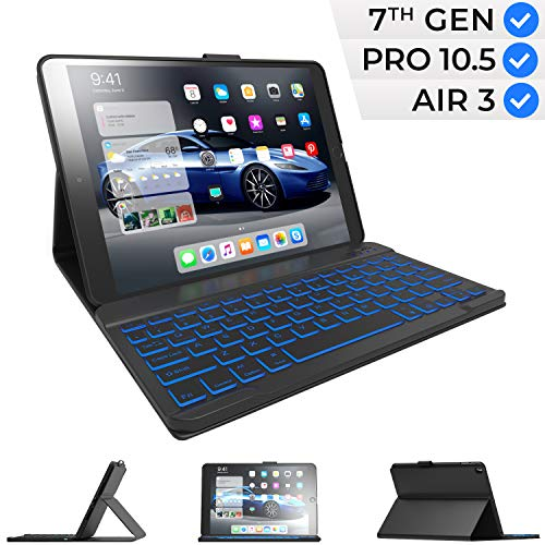 10.2/10.5 ipad Keyboard case