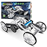 ORIVAST Science Kits for Kids, 4WD Climbing Vehicle STEM Kit | Electronics Circuits Engineering and Science Experiments for Kids and Teens | DIY STEM Toys for Boys and Girls
