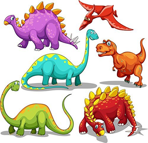 FRONT 140pcs Tattoos for Kids 20 Desgins Dinosaur Temporary Tattoos for Boys Birthday Party Supplies