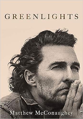 Luz Verde de Matthew McConaughey