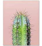 Cactus Print, Minimalist Art, Minimalist Print, Cacti, Modern Art, Cactus Printable Art, Pink and Green, Desert, Art Print, Wall Art, Cacti, Cactus Art Print, Cactus Photography, Photo Print, 8 x 10