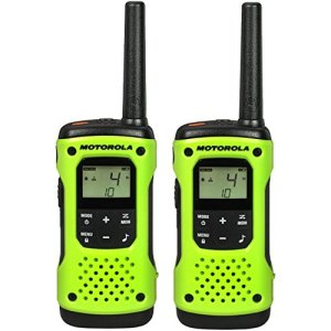 Motorola T600 Talkabout Radio, 2 Pack