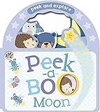 Peek-a-Boo Moon (Little Learners) (Peek and Explore)