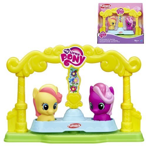 My Little Pony Bumblesweet & Cheerilee Friends Go-Round