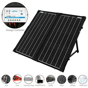 Monocrystalline Foldable Solar Suitcase