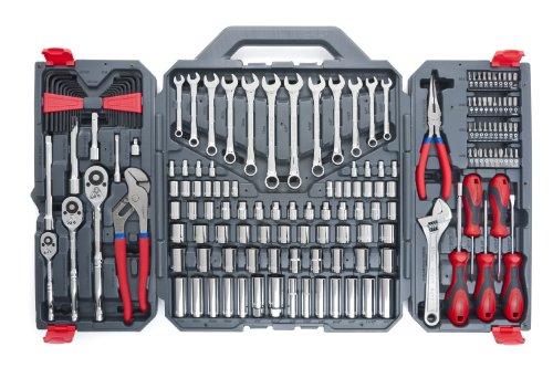 Crescent CTK170CMP2 Mechanics Tool Set, 170-Piece