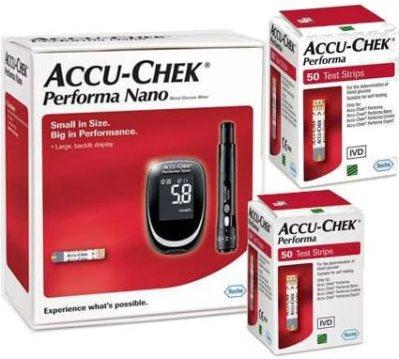 Accu Chek Performa Nano