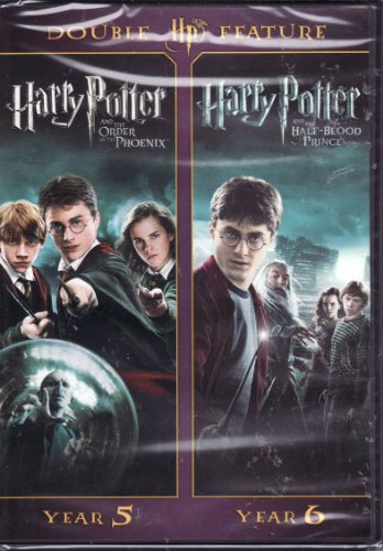Harry Potter and the Order of the Phoenix/Harry Potter and the Half-Blood Prince (Limited