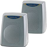 (Set/2) Electronic Watchdog Barking Intruder Alarm Home Security Device