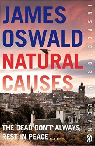 Image result for Tony McLean novel, Natural Causes,
