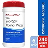 Pharma-C-Wipes 70% Isopropyl Alcohol Wipes (1 Case of 6 Canisters)