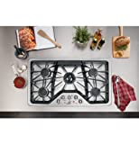 GE Cafe CGP650SETSS 36' Built-in Gas Cooktop