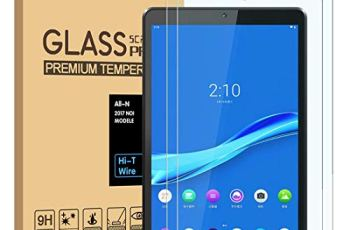 TECHSHIELD® Screen Protector Compatible with Lenovo Tab M10 Plus FHD 10.3 inch(2nd Gen) TB-X606V(Transparent) (PACK OF 1)