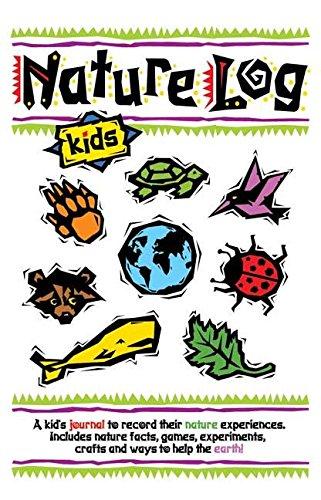 Nature Log Kids (Nature Journals)