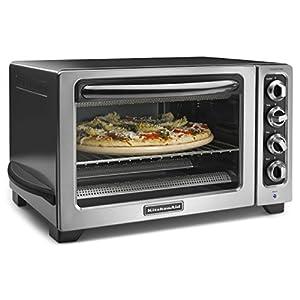Kitchenaid Kco253cu 12 Inch Compact Convection Countertop Oven
