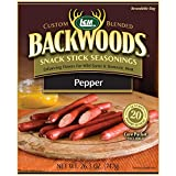 LEM Backwoods Pepper Stick Seasoning with Cure Packet
