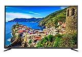 Sceptre 50' 4K UHD Ultra Slim LED TV 3840x2160 MEMC 120, Metal Black 2019 (U518CV-UMS)