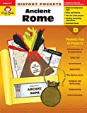 History Pockets: Ancient Rome, Grades 4-6+