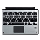 Tomsenn Bluetooth Wireless Keyboard Type Cover for Surface Pro 4