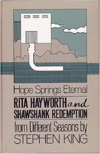 """Résultat de recherche d'images pour """"RITA HAYWORTH and SHAWSHANK REDEMPTION, HARDCOVER ED 1982"""""""