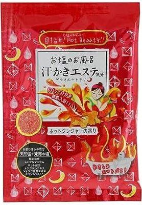Amazon | (マックス)汗かきエステ気分 ゲルマホットチリ 35g | MP | 入浴剤・バスケア 通販