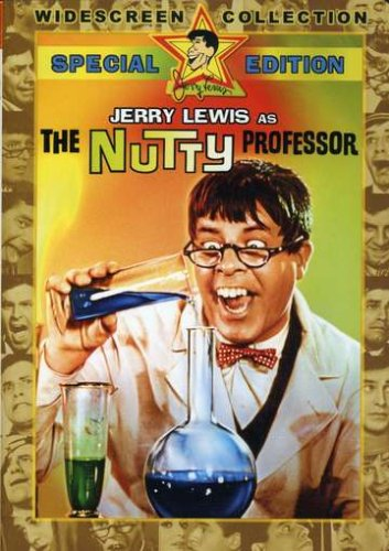 Image result for the nutty professor 1963