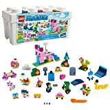 LEGO Unikitty! Unikingdom Creative Brick Box 41455 Building Kit (433 Pieces)