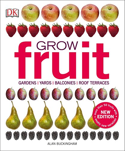 Grow Fruit: Gardens, Yards, Balconies, Roof Terraces