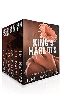 King's Harlots Boxed Set by [Walker, J.M.]
