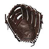 Louisville Slugger 2018 Tpx Outfield Baseball Glove - Right Hand Throw Dark Brown/Red, 12.75'