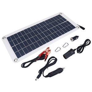 Solar Battery Charger, Solar Power Panel with USB to adapter for Cell Phone, Backpack and Outdoors
