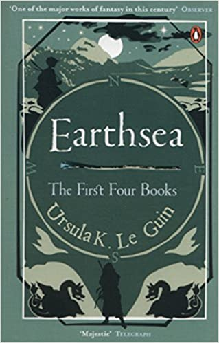 Image result for Earthsea: The First Four Books,