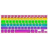 Kuzy Rainbow Keyboard Cover...