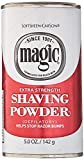 Magic Extra Strength Shaving Powder Red Can 5 Oz (6 Pack)