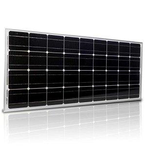 GENSSI 100W Polycrystalline Photovoltaic PV Solar Panel Module RV Boat