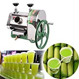 TryE Sugarcane Juicer Machine Manual Sugar Cane Press Extractor Squeezer