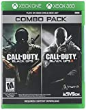 Call of duty black ops 1 & 2 xbox 360 combo - hd collection edition