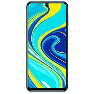 Redmi Note 9 Pro (Aurora Blue, 4GB RAM, 64GB Storage) – Latest 8nm Snapdragon 720G & Alexa Hands-Free