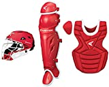 Easton A165346RDWH Youth M7 Fast Pitch Catchers Box Set