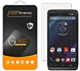 Supershieldz [2-Pack] for Motorola Droid Turbo Tempered Glass Screen Protector, Anti-Scratch, Anti-Fingerprint, Bubble Free, Lifetime Replacement
