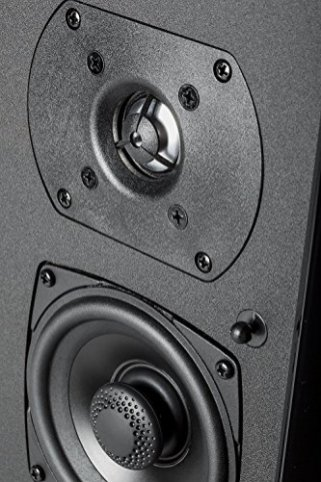 Definitive-Technology-SR-9080-15-Bipolar-Surround-Speaker-High-Performance-Premium-Sound-Quality-Wall-or-Table-Placement-Options-Single-Black