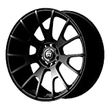 Motegi Racing MR118 Matte Black Wheel (18x8/5x120mm, +32mm offset) by Motegi Racing