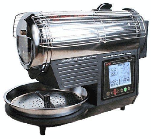 "Hottop (9oz) Programable (Model: ""P"") Coffee Roaster + 3lbs free green coffee"