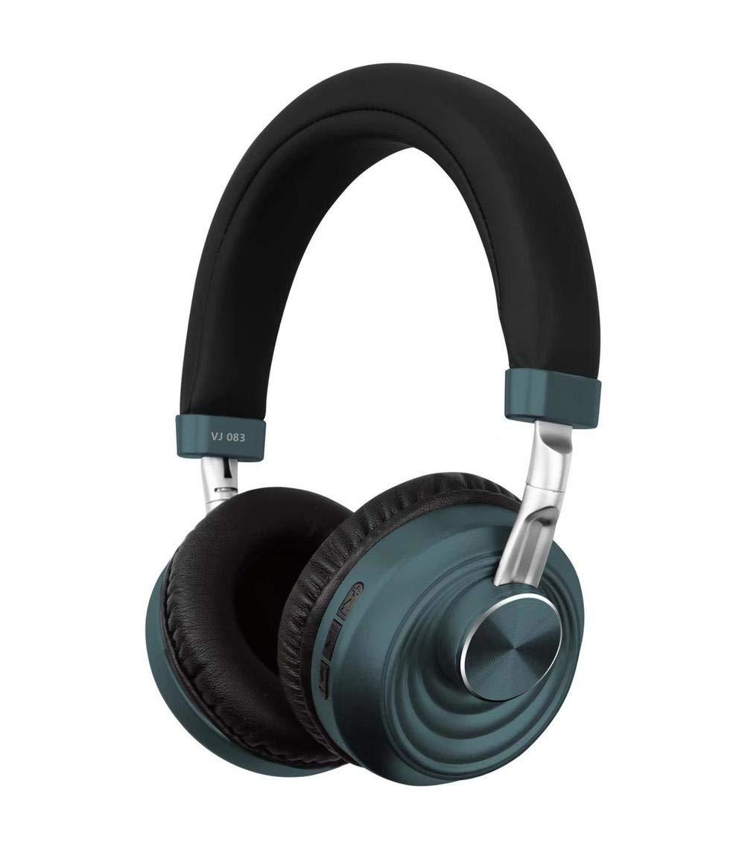 Portable Bluetooth Headphones True Wireless Headset Bluetooth 5.0 HiFi Sound Stereo with 40mm Loudspeaker Mic Earphones Music