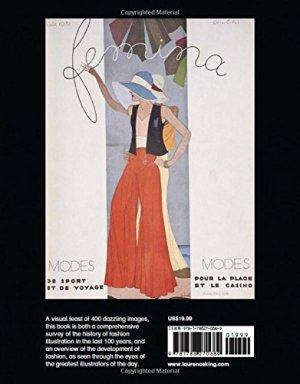 100 Years of Fashion Illustration mini